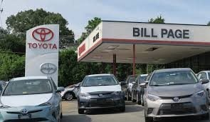 Bill Page Toyota serving Falls Church Toyota Dealer in Falls Church